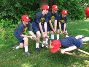 Campers Learn Valuable Skills